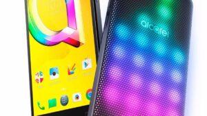 Alcatel A5 LED, el primer smartphone del mundo con carcasa LED interactiva | Imagenacion