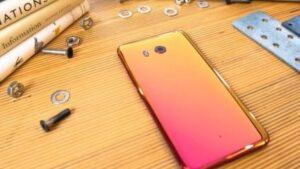 El HTC U11 Solar Red ya está disponible en España | Imagenacion