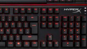 Nuevos teclados mecánicos gaming de HyperX | Imagenacion