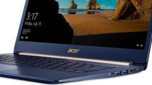 Nuevos modelos ultraslim y convertibles de Acer | Imagenacion