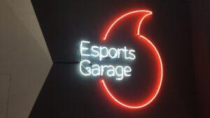 Vodafone Esports Garage abre sus puertas | Imagenacion