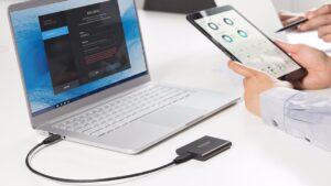 SSD T5, la nueva unidad de almacenamiento externo de Samsung | Imagenacion