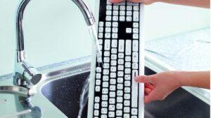 COVO, el nuevo teclado lavable de Hama | Imagenacion