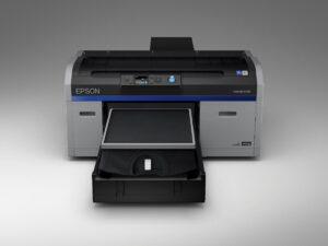 Epson, llega la nueva SureColor SC-F2100 de impresión textil | Imagenacion