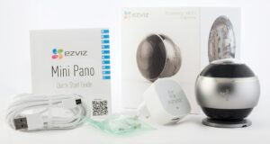 Mini Pano 360º, la cámara que todo lo ve, de EZVIZ | Imagenacion