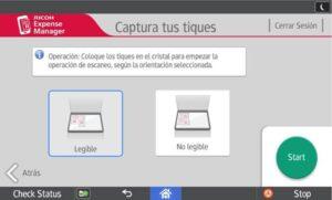 La Agencia Tributaria homologa Ricoh Expense Manager, validando los recibos escaneados | Imagenacion