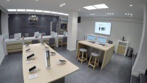 El primer centro de atención al cliente de Huawei en España cunple un año de vida   Imagenacion