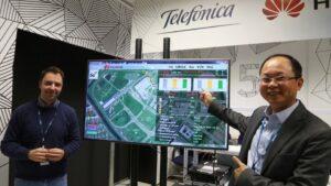 Telefónica y Huawei completan la primera prueba de concepto sobre conducción asistida basada en 5G-V2X | Imagenacion