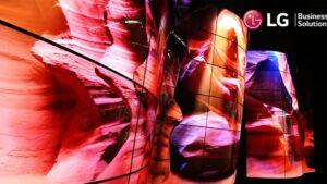 Nuevas pantallas LG Oled, transparentes y flexibles | Imagenacion