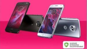 Motorola se une al programa Android Enterprise Recommended | Imagenacion