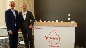 Vodafone y Samsung juntos para el desarrollo del hogar inteligente | Imagenacion