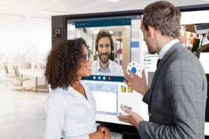 InfinityBoard de NEC, una revolucionaria pantalla en tu sala de reuniones y conferencias | Imagenacion