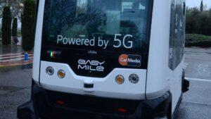 Primer caso de uso 5G con conducción autónoma de la mano de Telefónica | Imagenacion