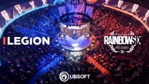 Lenovo Legion, patrocinador oficial de la Liga Tom Clancy´s Rainbow Six Siege Pto y Majors | Imagenacion