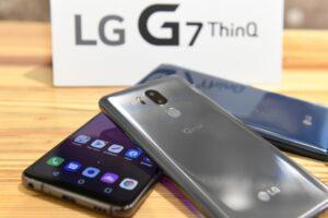 El LG G7 ThinQ llegará a España a principios de junio | Imagenacion