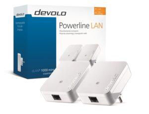 Devolo, nuevo adaptador compacto PLC-Powerline dLAN 1000 mini | Imagenacion