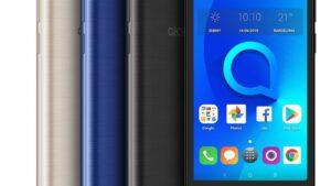 Alcatel 1 se presenta con Android Oreo , acabado diseño y sólo por 70 euros | Imagenacion