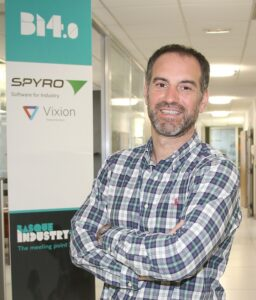 Xabier Bastarrica, nuevo director comercial y marketing de SPYRO   Imagenacion