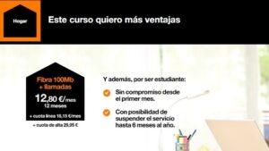 Orange lanza una oferta para Universitarios | Imagenacion