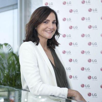 Liliana Bolos, Marketing Director de LG Electronics Iberia