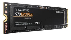 970 EVO Plus, nueva memoria sólida de Samsung | Imagenacion