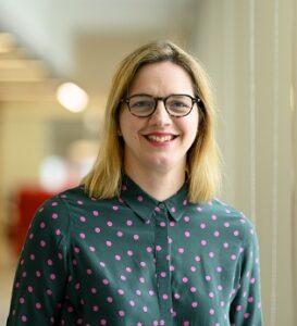 Francesca Woodward, directora general de Cambridge Assessment English | Imagenacion