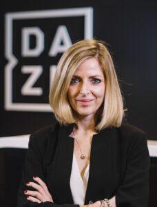 Veronica Diquattro, vicepresidenta ejecutiva de DAZN ESPAÑA, el servicio de streaming deportivo | Imagenacion