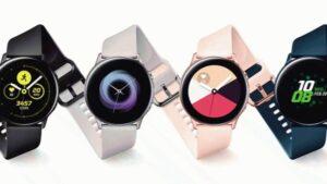 Deportivo y ligero, ya está aquí el nuevo Samsung Galaxy Watch Active | Imagenacion
