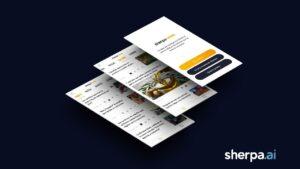 Sherpa News, la nueva aplicación de noticias con inteligencia artificial avanzada | Imagenacion