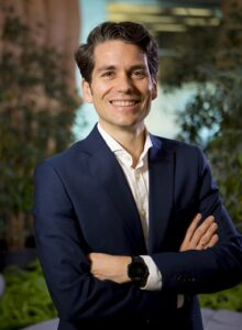 SAS nombra a Jorge Zafra director de marketing para Iberia | Imagenacion