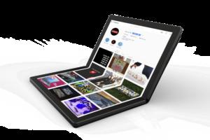 Lenovo nos avanza el primer PC plegable del mundo, un ThinkPad X1 | Imagenacion