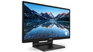 Philips 242B9T, la nueva pantalla con tecnología táctil SmoothTouch | Imagenacion