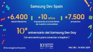Se abre plazo de inscripciones para la décima edición de Samsung Dev Day   Imagenacion