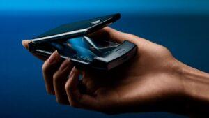 Razr, Motorola reinventa un clásico | Imagenacion